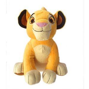 Disney Lion King baby Simba cub stuffed Collectors